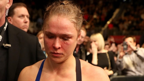 Ronda Rousey's return