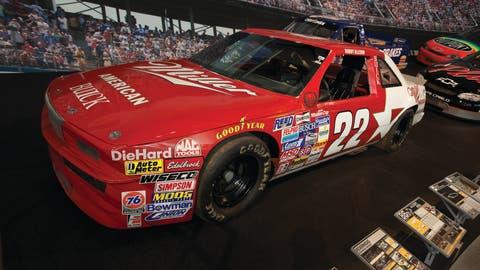 Bobby Allison's 1986 Buick