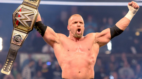 Moderate chance: Triple H
