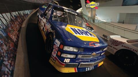 Ron Hornaday's 1996 Chevrolet Silverado