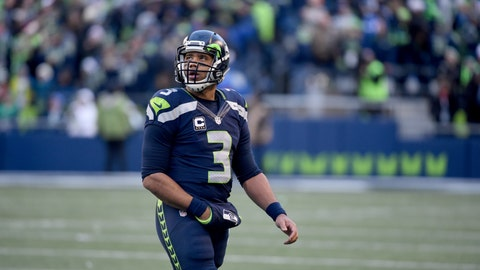Russell Wilson - 256 points