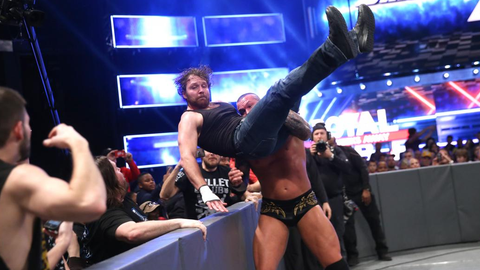 Dean Ambrose: 25-to-1