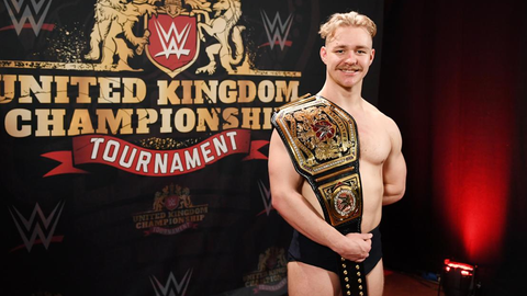 Low chance: Tyler Bate