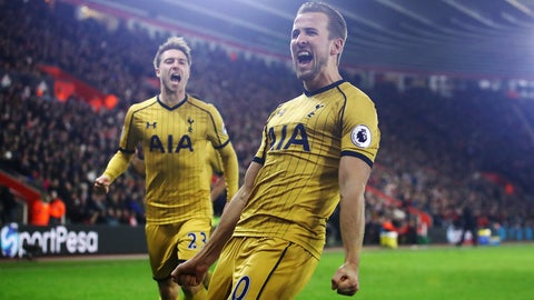 Tottenham Hotspur: Ease the load on Harry Kane