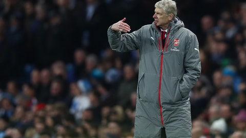 Arsenal: Bulk up the midfield