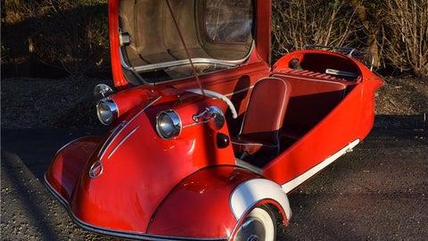 1955 Meesserschmitt KR-200 convertible