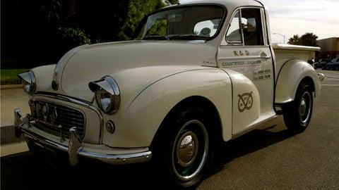 1970 Morris Minor Pickup