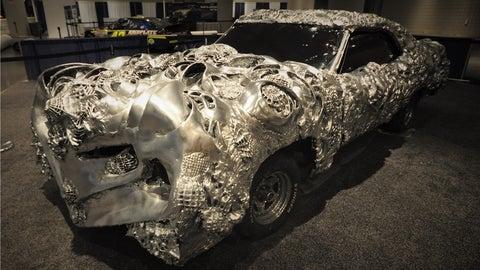 1971 Ford Torino display car