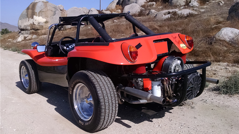 1972 Meyers Manx Dune Buggy