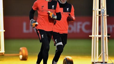 Liverpool: A goalkeeper?