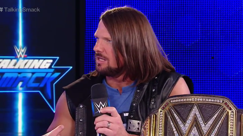 Fox Sports: Did you see The Today Show's response to what you said on SmackDown?