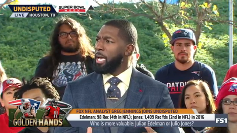 Greg Jennings: Jones and Edelman are vital to their teams in very different ways