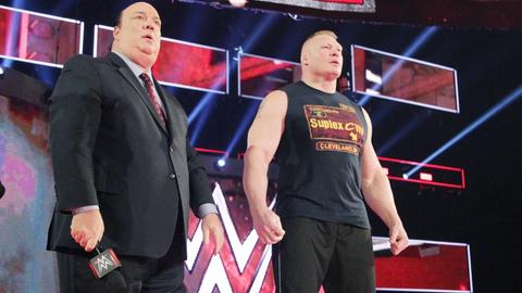 Brock Lesnar: 8-to-1