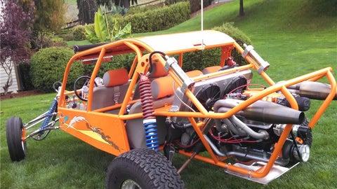 2003 Bourget custom sand car