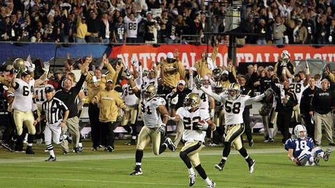 2009 New Orleans Saints (Super Bowl XLIV)