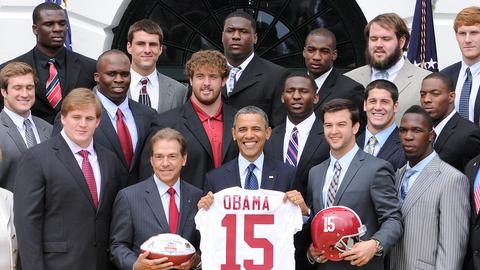 2012 Alabama Football