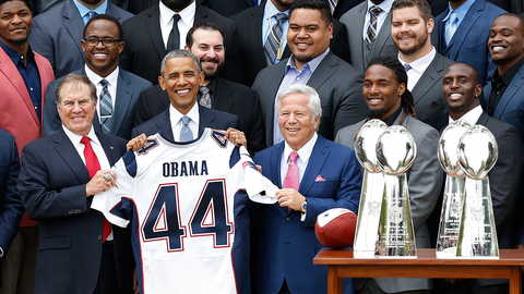 2014 New England Patriots