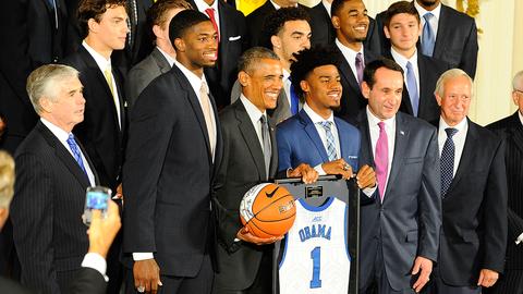 2014-15 Duke men's basketball