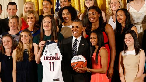 2016 Connecticut women's basketball