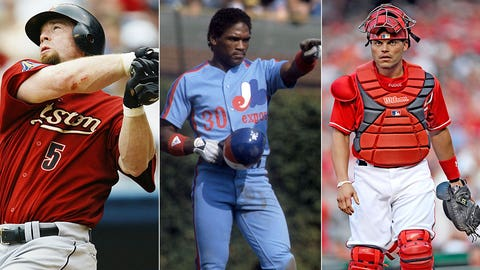 Jan. 18: Three selected for Baseball Hall of Fame