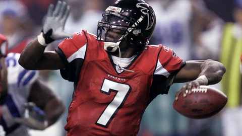 Will Michael Vick be said during the broadcast?