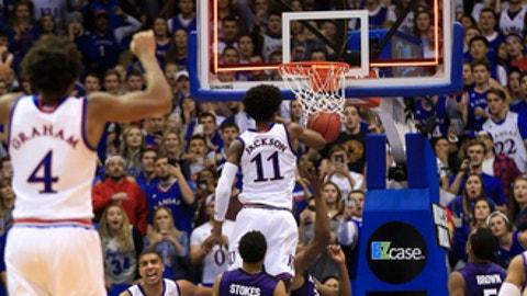 Sketchy Call of the Week: Kansas' win over Kansas State