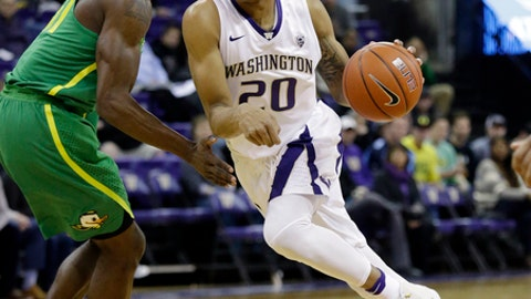 Will Markelle Fultz leave any lasting memories at Washington?