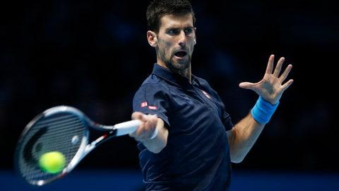 7. Novak Djokovic ($34 million)