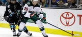 Wild's Jonas Brodin out at least month with broken finger