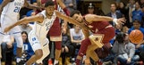 No. 8 Duke beats BC 93-82 in Capel's debut as acting coach