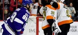 Flyers snap 5-game losing streak with 4-2 win over Tampa Bay