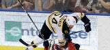 Marchand, Rask lead Bruins over Panthers 4-0