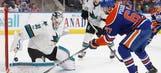 Boedker's hat trick leads Sharks to 5-3 win over Oilers (Jan 10, 2017)