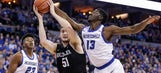 No. 8 Creighton beats No. 12 Butler to match its best start (Jan 11, 2017)