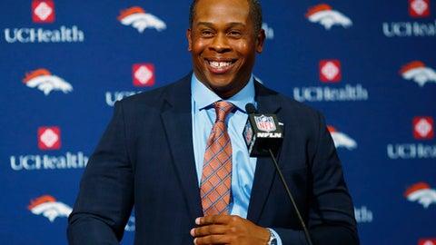 Vance Joseph, Denver Broncos