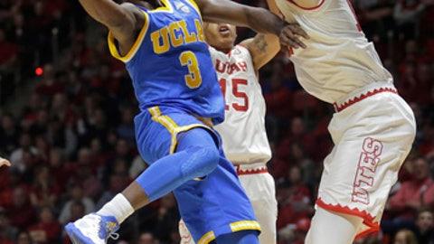 Sixth Man of the Year: Aaron Holiday, G, UCLA