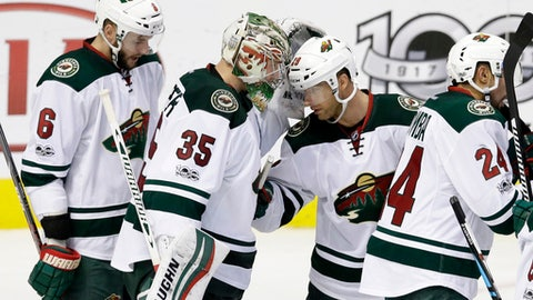 Can the Wild keep up their dominance on the road?