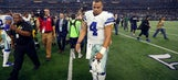 Prescott feels pain, but is part of promise for Cowboys
