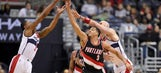 Wizards get hot from 3-point territory to beat Trail Blazers