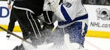 Hedman scratched late, but Lightning hold off Kings 2-1