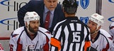 Capitals are winning more, whining less at referees