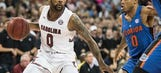Thornwell's 20 lifts No. 24 South Carolina to 57-53 win