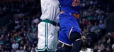 Rose powers slumping Knicks past Celtics 117-106