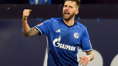 Will Guido Burgstaller be the one to fire Schalke past Dortmund?