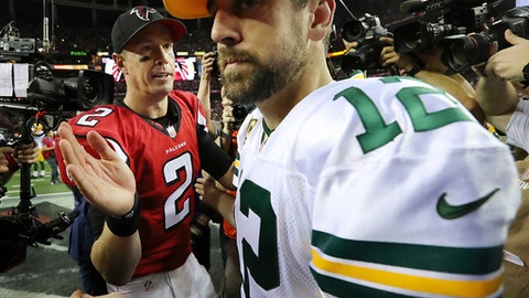 Packers: Nothing but Rodgers