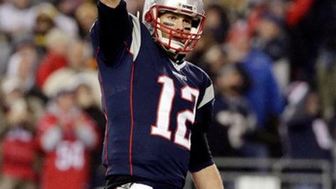 QB Tom Brady