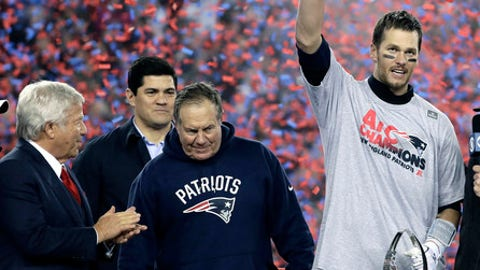 We'll never see anything like the Patriots again