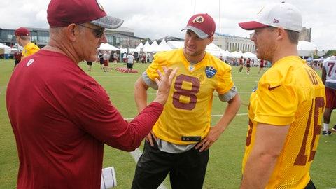 Matt Cavanaugh - Redskins
