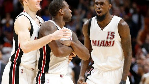 Miami Heat (17)