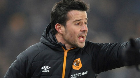 Marco Silva should be managing in the Premier League